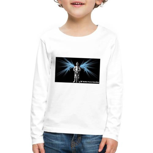 StrikeforceImage - Kids' Premium Long Sleeve T-Shirt