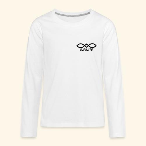 INFINITE - Kids' Premium Long Sleeve T-Shirt
