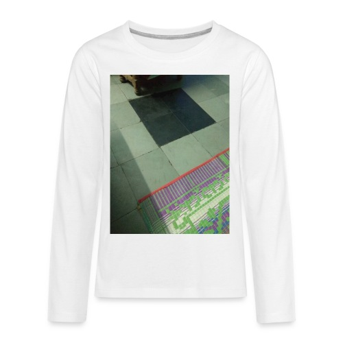 Test product - Kids' Premium Long Sleeve T-Shirt