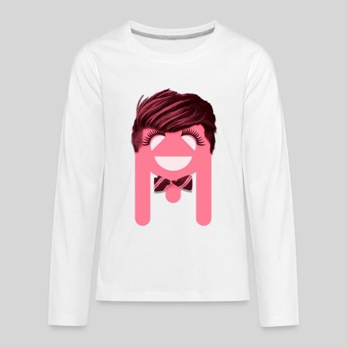 ALIENS WITH WIGS - #TeamBa - Kids' Premium Long Sleeve T-Shirt