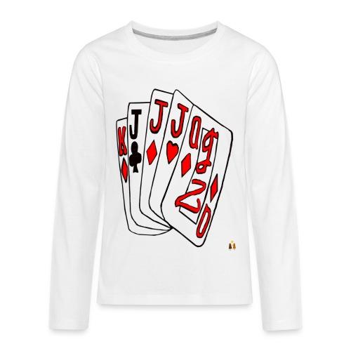 Art Tat - Kids' Premium Long Sleeve T-Shirt