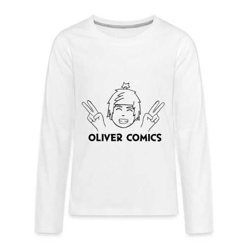 New LOGO - Kids' Premium Long Sleeve T-Shirt