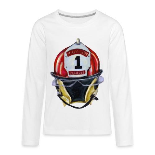 Firefighter - Kids' Premium Long Sleeve T-Shirt
