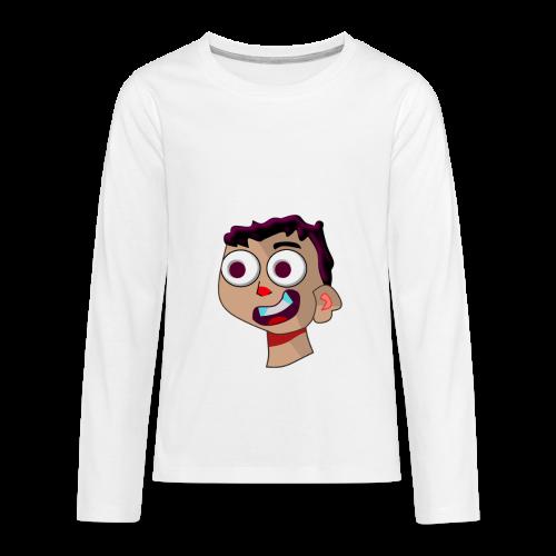 Ashton - Kids' Premium Long Sleeve T-Shirt