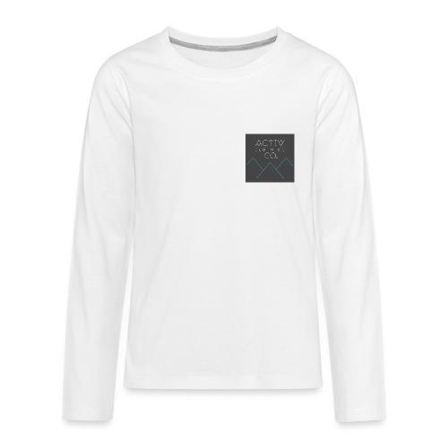 Activ Clothing - Kids' Premium Long Sleeve T-Shirt