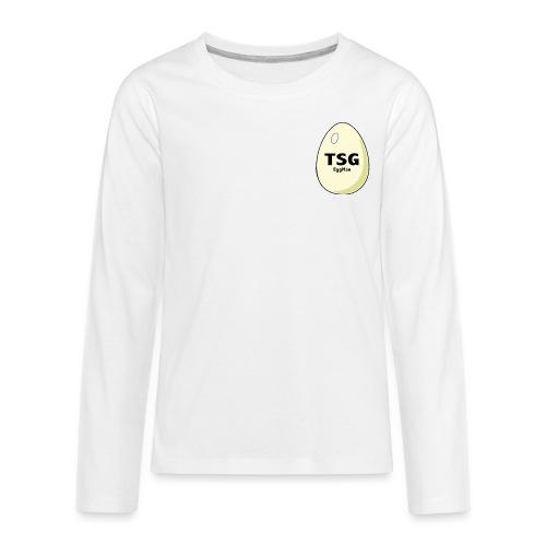 TSG Eggman - Kids' Premium Long Sleeve T-Shirt