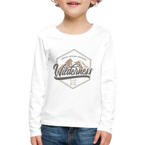 wild - Kids' Premium Long Sleeve T-Shirt