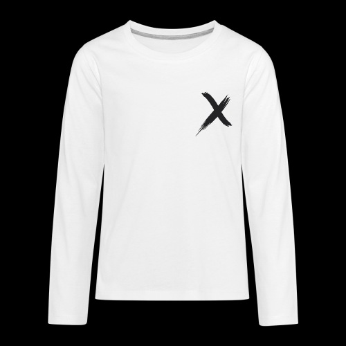 XaviVlogs - Kids' Premium Long Sleeve T-Shirt