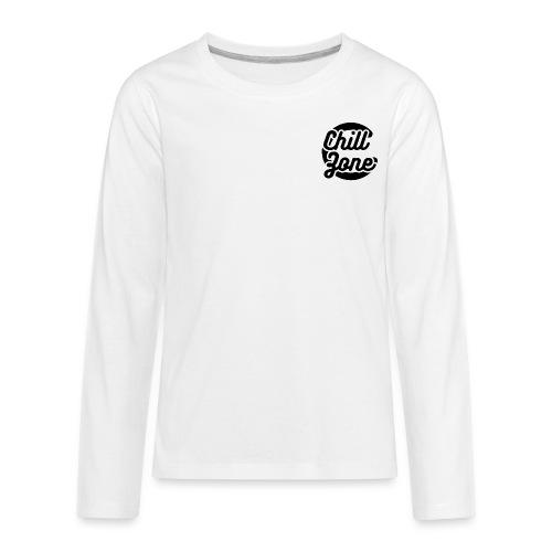 Chill Zone - Kids' Premium Long Sleeve T-Shirt