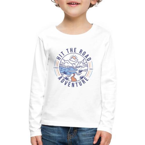 adventure - Kids' Premium Long Sleeve T-Shirt