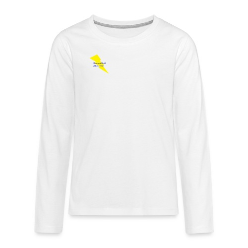 RocketBull Shirt Co. - Kids' Premium Long Sleeve T-Shirt