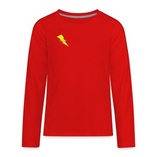 RocketBull Shirt Co. - Kids' Premium Long Sleeve T-Shirt