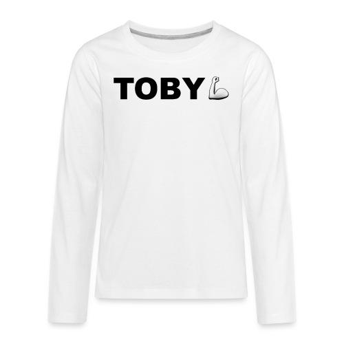 Toby - Kids' Premium Long Sleeve T-Shirt