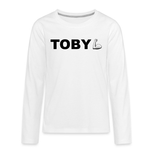 Toby - Kids' Premium Long Sleeve T-Shirt