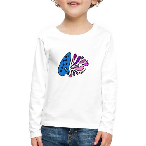 Mystical Ocarina - Kids' Premium Long Sleeve T-Shirt