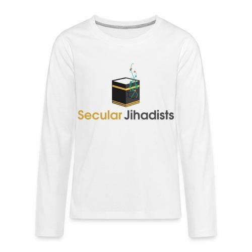 Secular Jihadists - Kids' Premium Long Sleeve T-Shirt