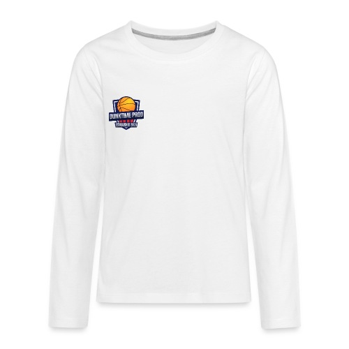 DUNKTIME Productions - Kids' Premium Long Sleeve T-Shirt