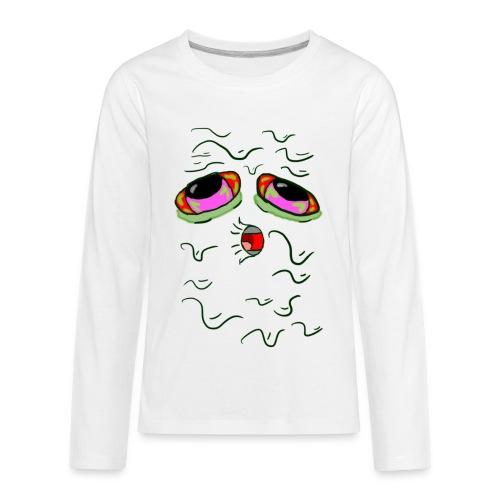 Viscuous Logo - Kids' Premium Long Sleeve T-Shirt
