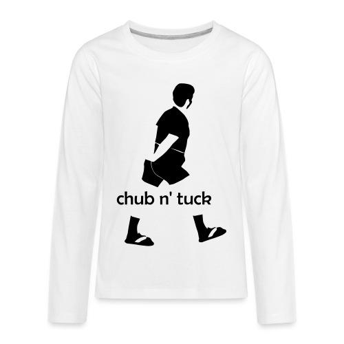 chubntuck - Kids' Premium Long Sleeve T-Shirt