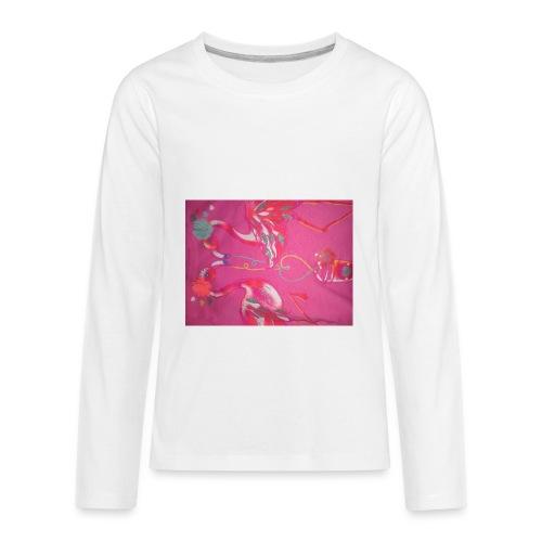 Drinks - Kids' Premium Long Sleeve T-Shirt