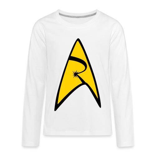 Emblem - Kids' Premium Long Sleeve T-Shirt