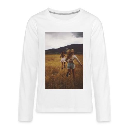 The Dream Life - Kids' Premium Long Sleeve T-Shirt
