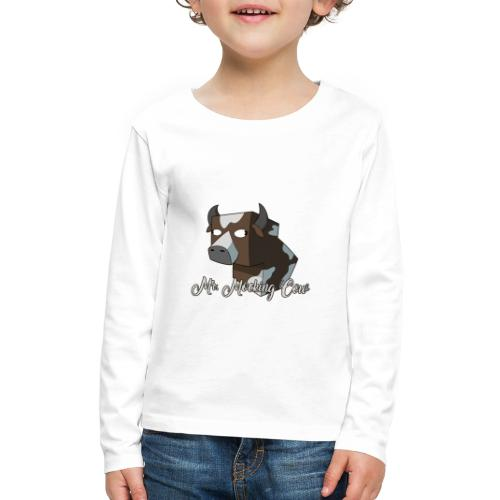 cow1 png - Kids' Premium Long Sleeve T-Shirt