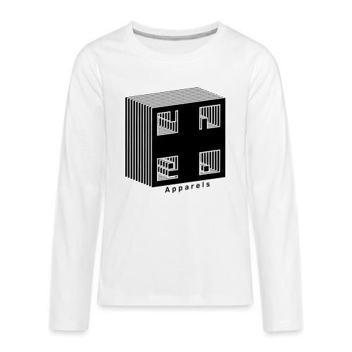 EUNO Apparels - Kids' Premium Long Sleeve T-Shirt