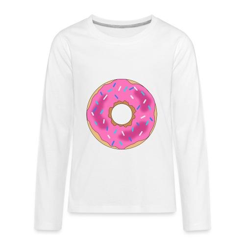 Donut - Kids' Premium Long Sleeve T-Shirt