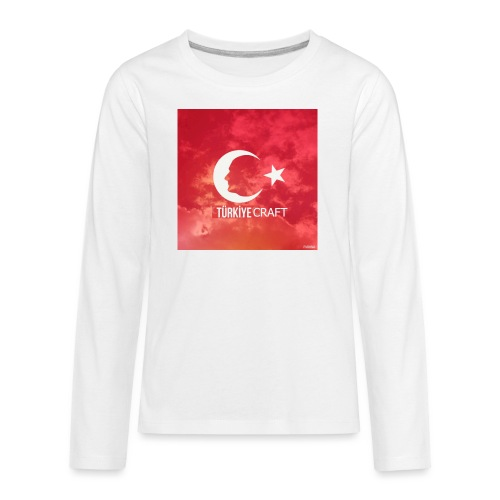 TurkiyeCraft - Kids' Premium Long Sleeve T-Shirt