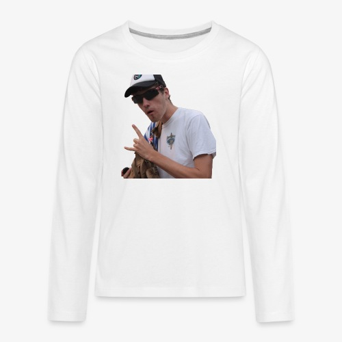Big Bad Wolf - Kids' Premium Long Sleeve T-Shirt