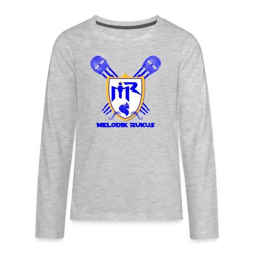 MelodikRukusRegalColor - Kids' Premium Long Sleeve T-Shirt