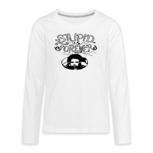 GSGSHIRT35 - Kids' Premium Long Sleeve T-Shirt