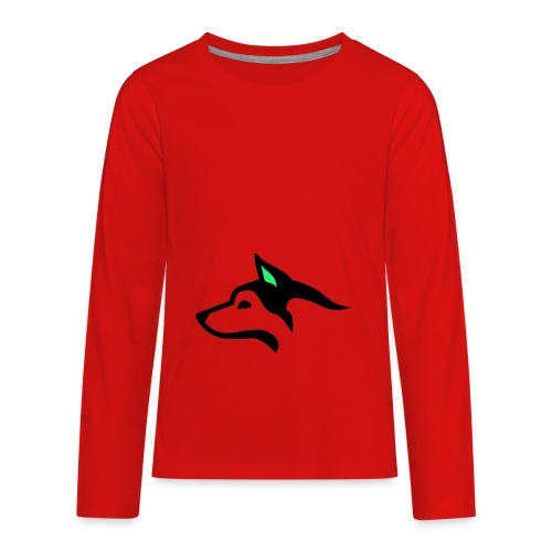Quebec - Kids' Premium Long Sleeve T-Shirt