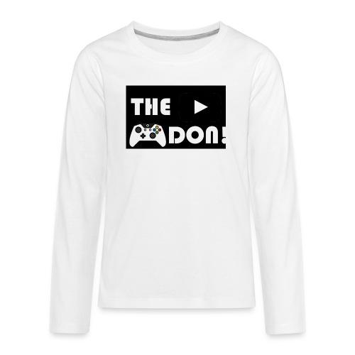 The Don Merch - Kids' Premium Long Sleeve T-Shirt