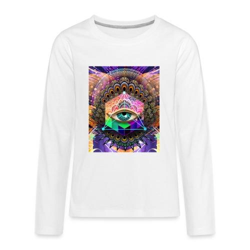 ruth bear - Kids' Premium Long Sleeve T-Shirt