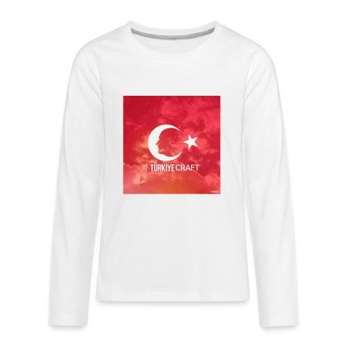TurkiyeCraft - Kids' Premium Long Sleeve T-Shirt