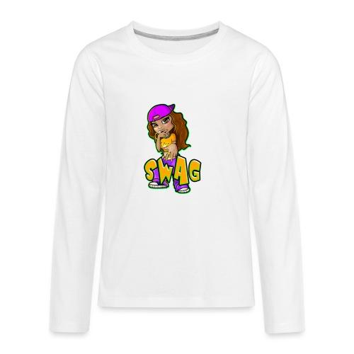 Swag - Kids' Premium Long Sleeve T-Shirt