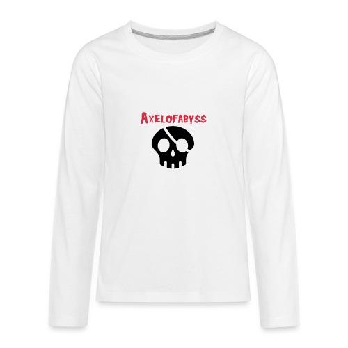 skull pirate 2 - Kids' Premium Long Sleeve T-Shirt