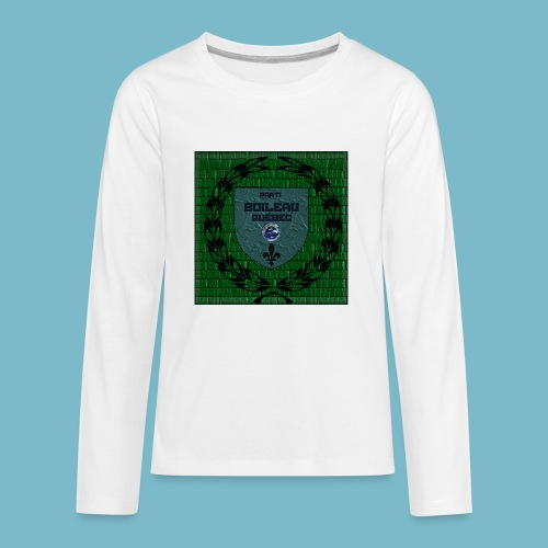 party boileau 7 - Kids' Premium Long Sleeve T-Shirt
