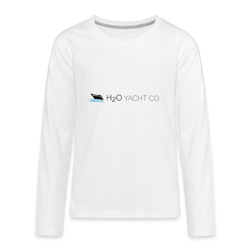 H2O Yacht Co. - Kids' Premium Long Sleeve T-Shirt