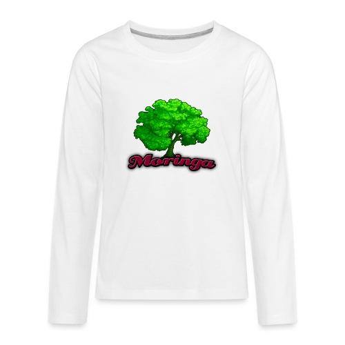 Moringa Games Mug - Kids' Premium Long Sleeve T-Shirt