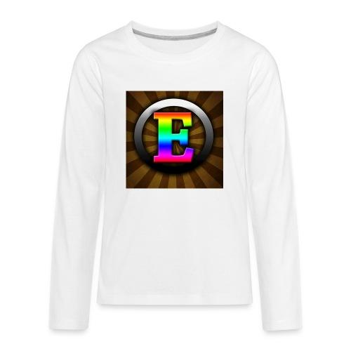 Eriro Pini - Kids' Premium Long Sleeve T-Shirt