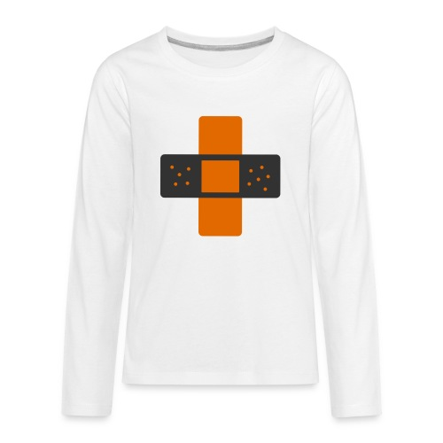 bloggingaid-icon - Kids' Premium Long Sleeve T-Shirt