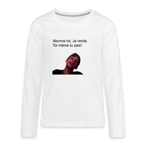 alig6v T-Shirt - Kids' Premium Long Sleeve T-Shirt
