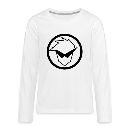 FaryazGaming Logo - Kids' Premium Long Sleeve T-Shirt