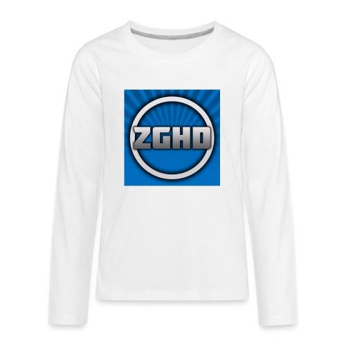 ZedGamesHD - Kids' Premium Long Sleeve T-Shirt