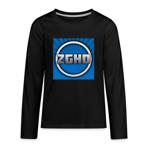ZedGamesHD - Kids' Premium Long Sleeve T-Shirt