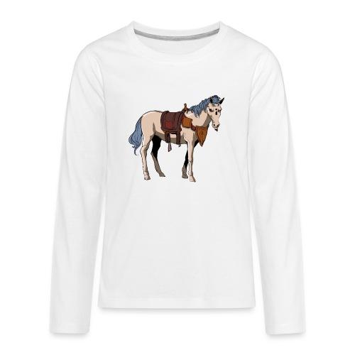 Useless the Horse png - Kids' Premium Long Sleeve T-Shirt