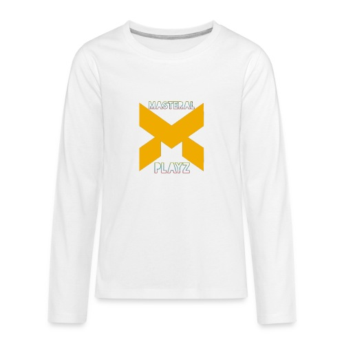 MasterAlPlayz - Kids' Premium Long Sleeve T-Shirt
